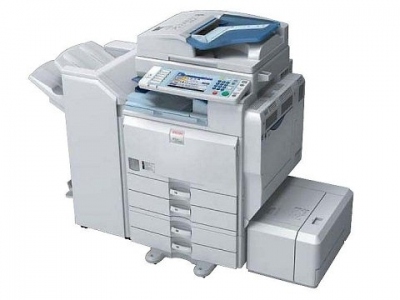 FOTOCOPIADORA RICOH MP 3550 PRINTER SCANNER