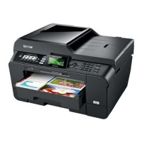 Fotocopiadora color INJET Brother MFC J6710 A3